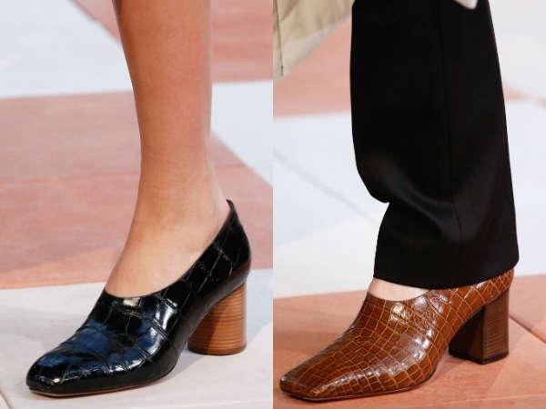 Pantofi dama din piele toamna iarna 2015 2016