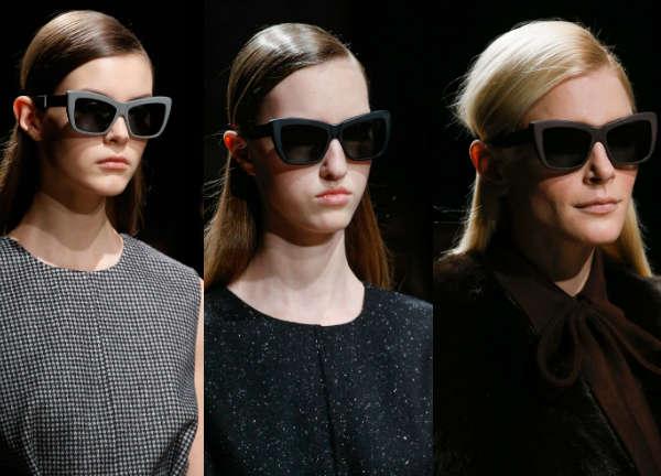 Ochelari de soare lentile negre