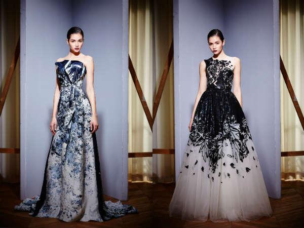 Tendinte moda toamna iarna 2015 2016 explozia florala