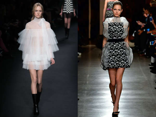 Ce rochii cocktail se poarta iarna 2016