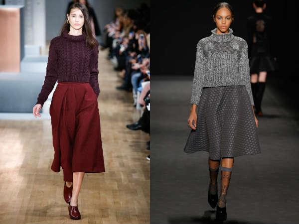 modele scurte tricotate