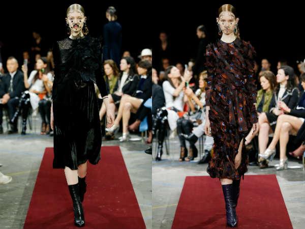Givenchy lungi de iarna