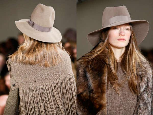 Modele palarii la moda