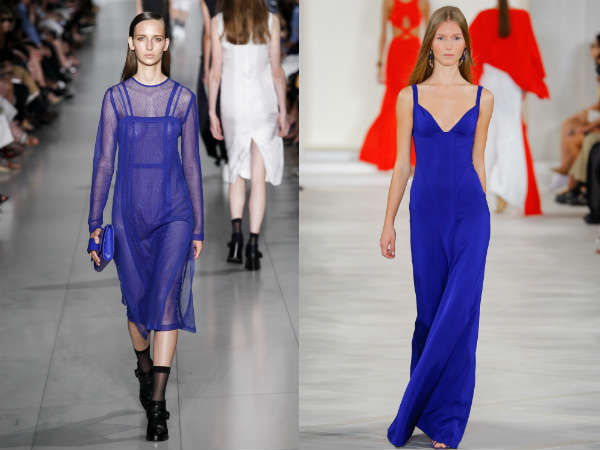 Ce culori rochii se poarta in 2016