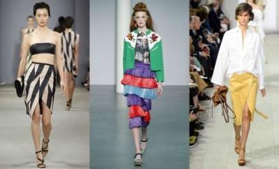 Fuste la moda 2016