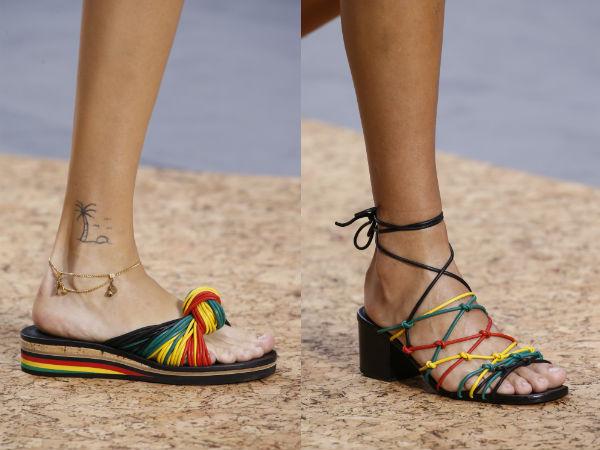 Sandale dama de vara 2016