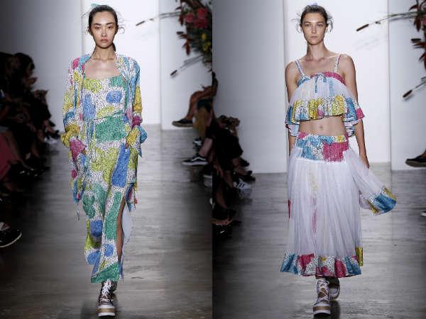 Adam Selman la saptamana modei de la New York