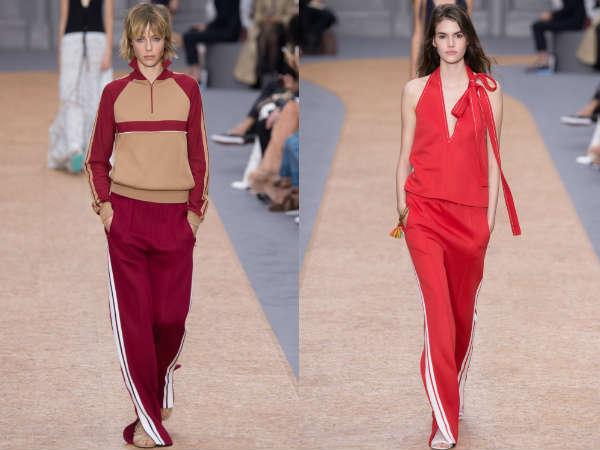 Colectia Chloé la saptamana modei de la Paris primavara vara 2016