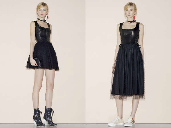 Saptamana modei de la NY primavara vara 2016 Red Valentino