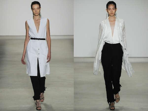 Saptamana modei la new york Tome primavara-vara 2016