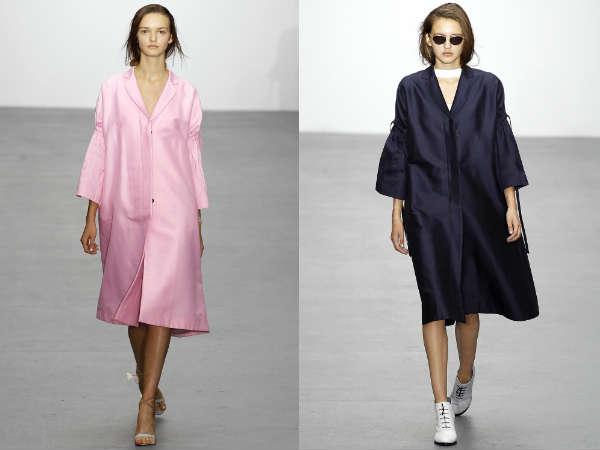 Londra saptamana modei primavara vara 2016 Eudon Choi