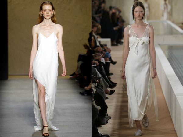 Modele de rochite stil lenjerie