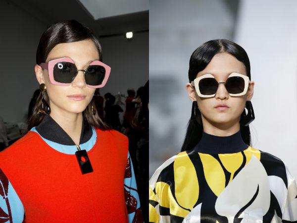 Ce ochelari de soare se poarta primavara 2016