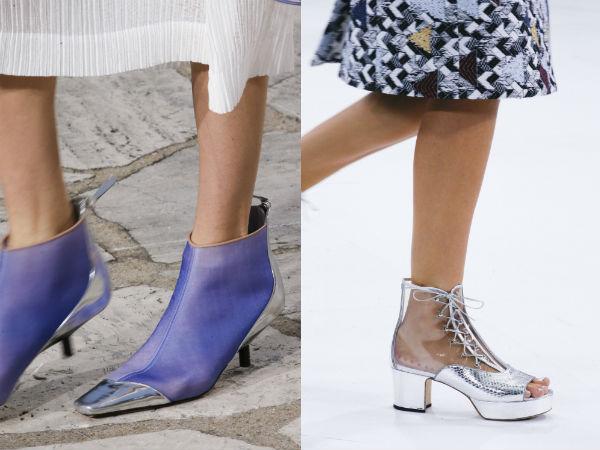 Incaltaminte la moda 2016: toc mediu
