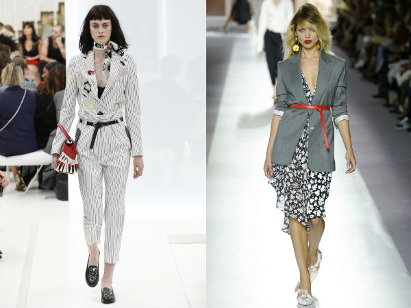 Sacouri la moda primavara vara 2016