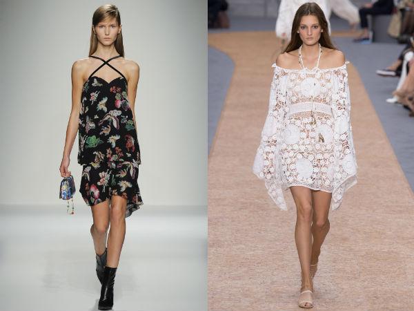 Rochie la moda de vara