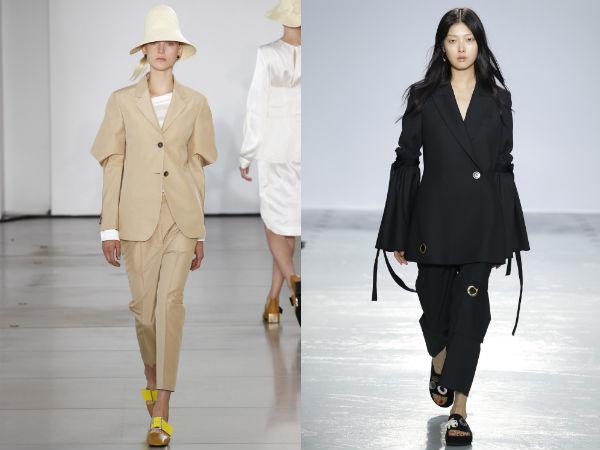 Sacouri clasice la moda in 2016