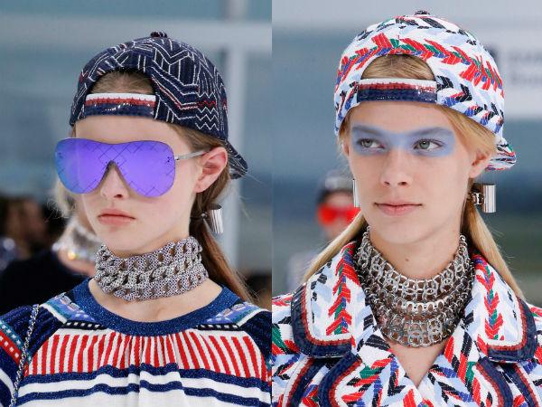 Accesorii pentru cap Chanel