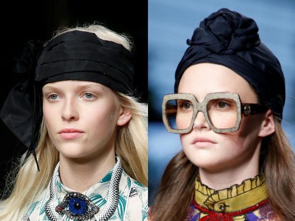 Ce accesorii pentru cap se poarta vara 2016