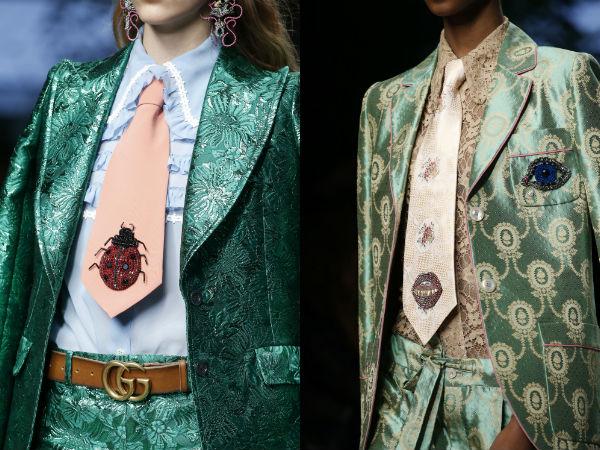 Cravata dama