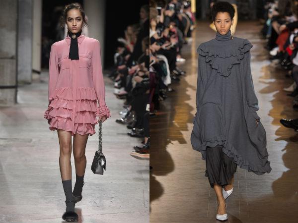 Ce rochii se poarta toamna 2016