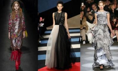 Rochii de seara la moda 2016 2017