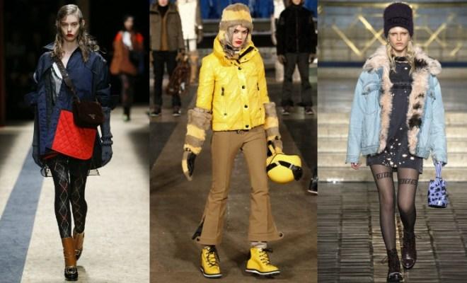 Geci la moda toamna-iarna 2016-2017
