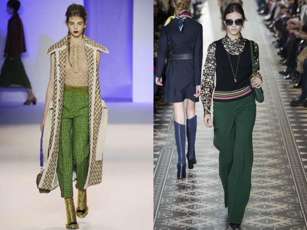 Ce culori pantaloni dama se poarta in 2017