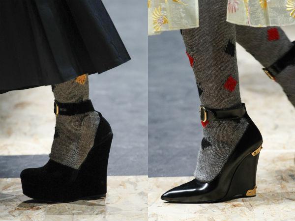 Ce pantofi se poarta iarna 2017