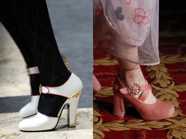 Pantofi dama 2017 Mary Jane
