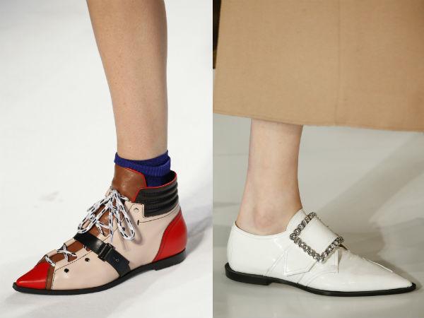 Papuci stilati