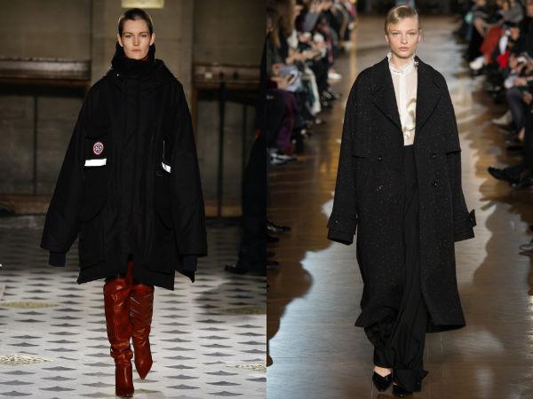 Tendinte moda toamna iarna 2016 2017: maneci lungi