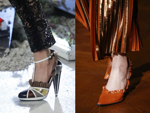 Ce pantofi se poarta in 2017
