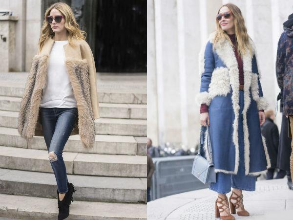 Moda strazii toamna iarna 2016 2017: blana