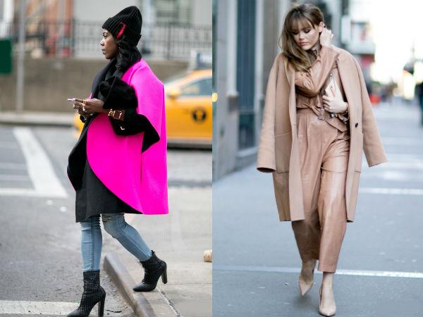 Moda strazii toamna 2016 iarna 2017: oversize