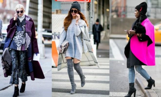 Tendinte moda strazii toamna-iarna 2016-2017