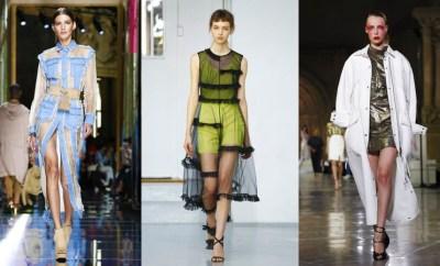 Saptamana modei Paris primavara-vara 2017