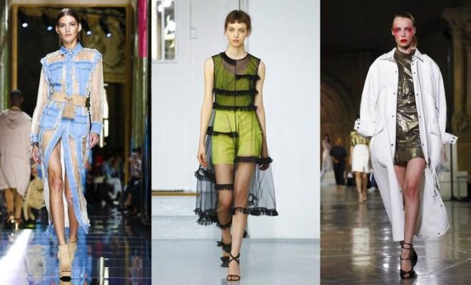 Saptamana modei de la Paris primavara-vara 2017