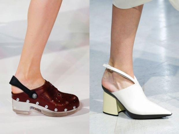 Pantofi la moda de vara 2017