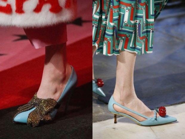 Pantofi dama eleganti 2017