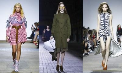 Saptamana modei Londra primavara-vara 2017