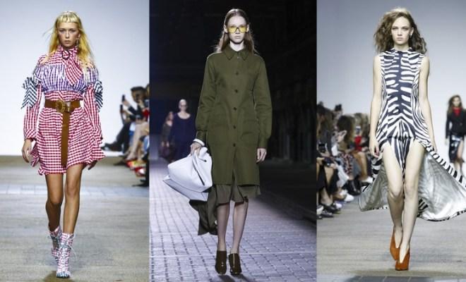 Saptamana modei de la Londra primavara-vara 2017