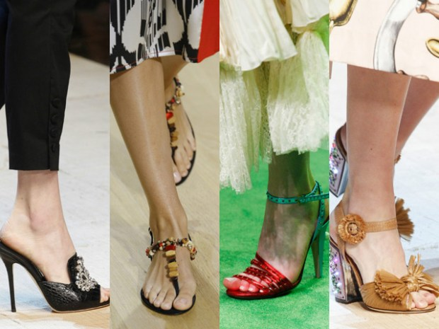Sandale dama 2017