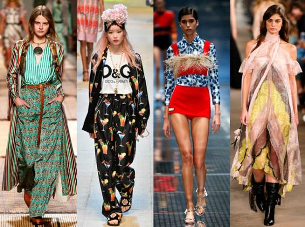 Milan fashion week primavara vara 2017