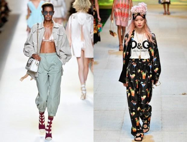Tendinte moda saptamana modei Milano primavara vara 2017