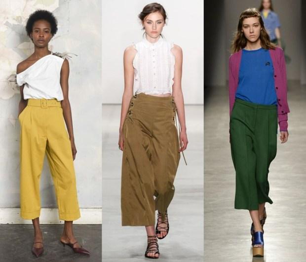 Ce pantaloni se poarta vara 2017