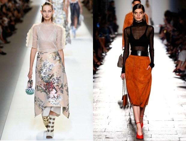 Colectii de la saptamana modei de la Milano primavara vara 2017