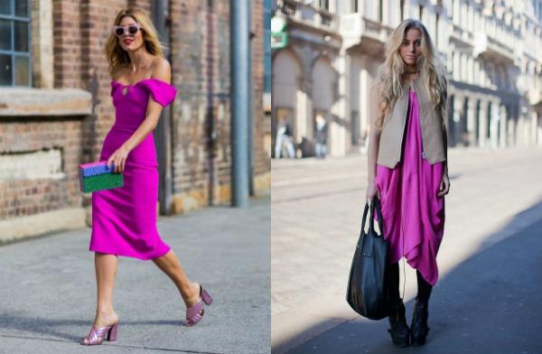 Moda strazii 2017 culori aprinse