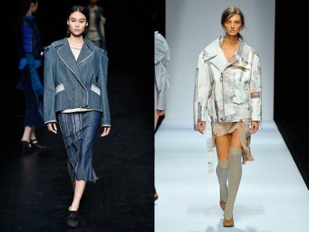 Sacouri oversize la moda 2017