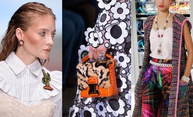 Accesorii la moda primavara-vara 2017